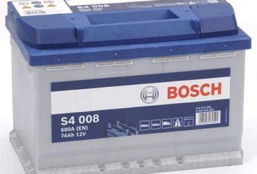 Batteria Bosh 74Ah 12V
