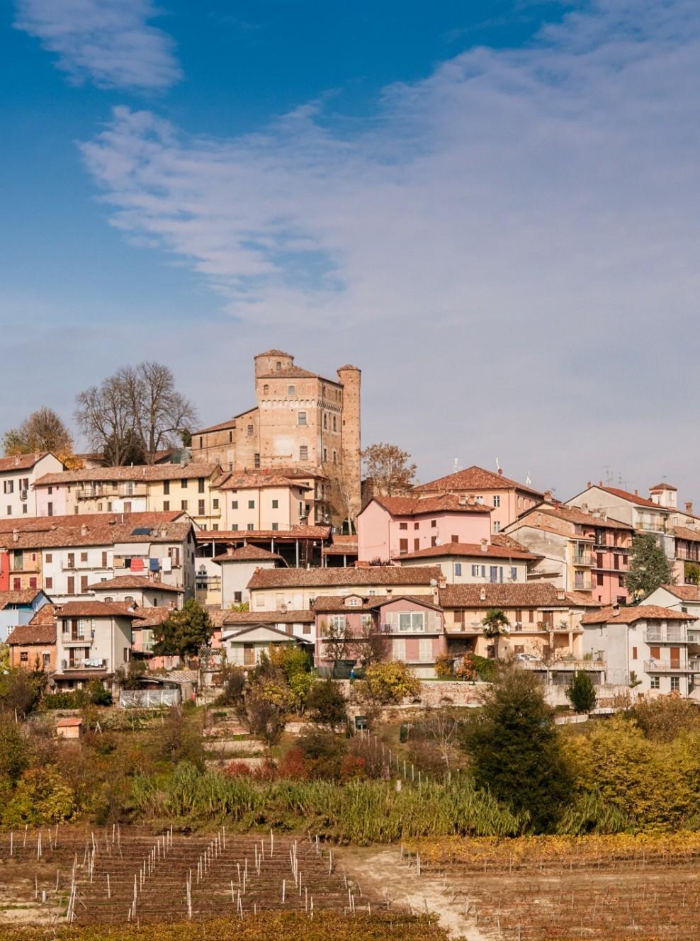 RODDI Via Alba ampia villa