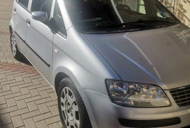 Fiat Idea 1.3 70cv diesel anno 2009
