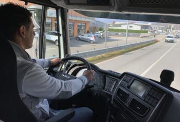 33enne cerca lavoro come autista operaio
