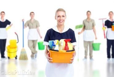 Signora referenziata cerca lavoro