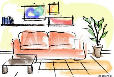 Parti mobiliari di arredamento
