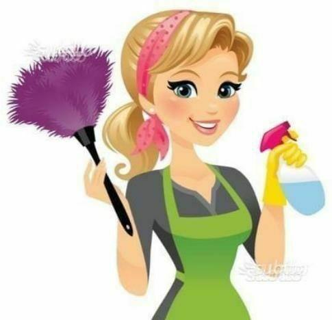 Cerco collaboratrice domestica con esperienza