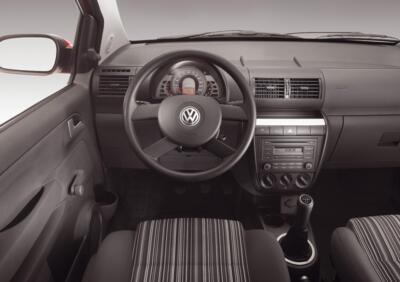 Volkswagen Fox anno 2007