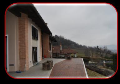 GUARENE: In posizione panoramica  Villa Indipendente