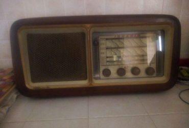 Radio a valvole IRRADIO RN 39