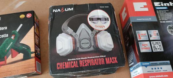 Maschera per verniciare