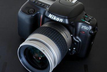 Macchina Fotografica Nikon F50
