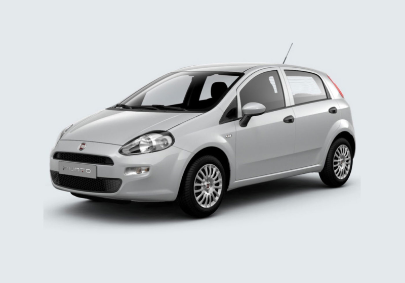 Fiat Punto anno 2010
