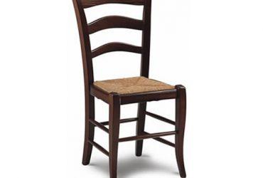 6 sedie impagliate