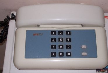 Apparecchi telefonici fissi