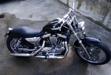 Vendo Harley Davidson sportster