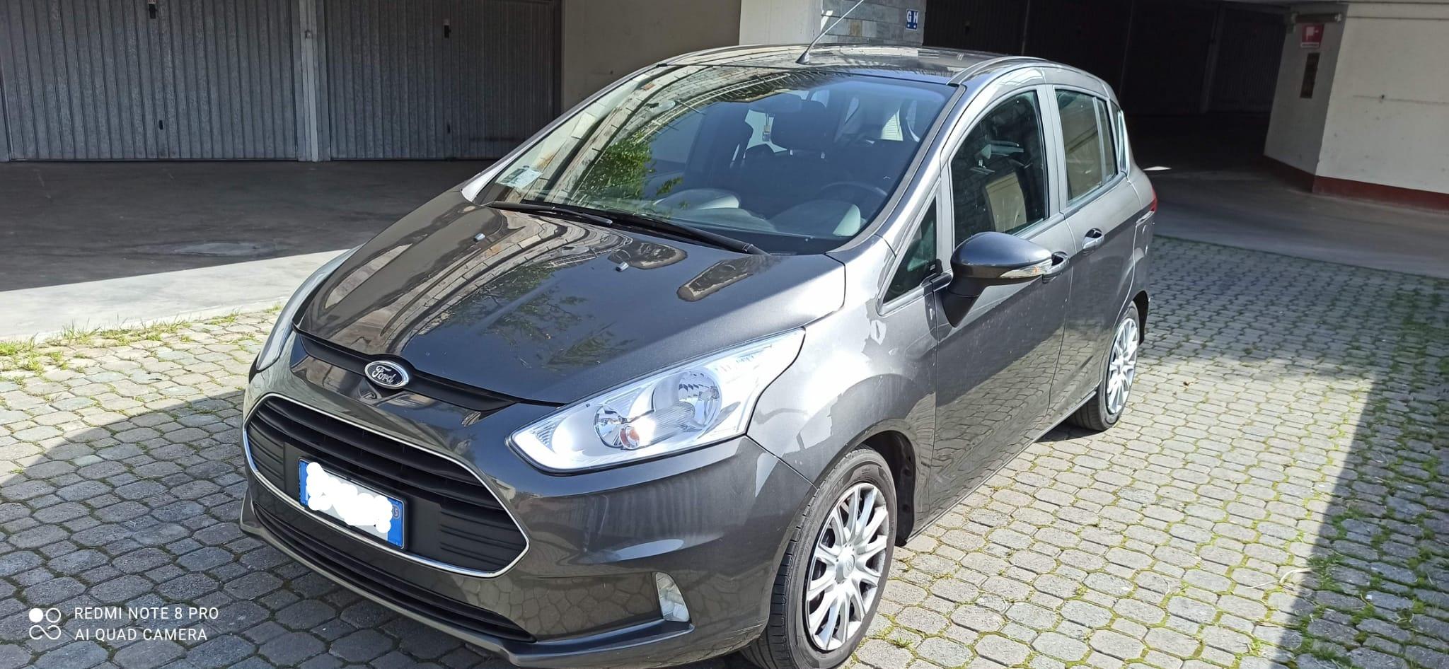 Ford B Max 1400 cc GPL