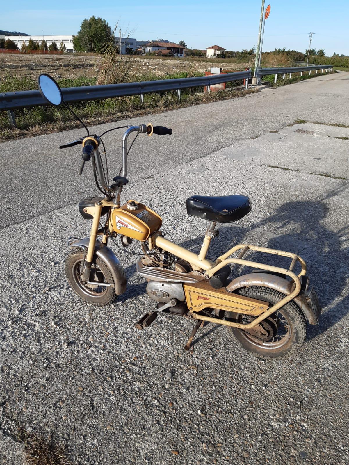 Motorino tecnomoto da Modena