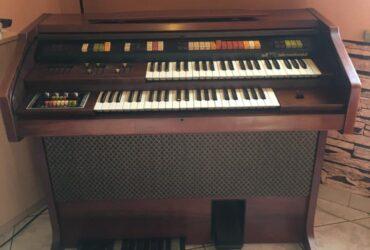 Pianoforte organo