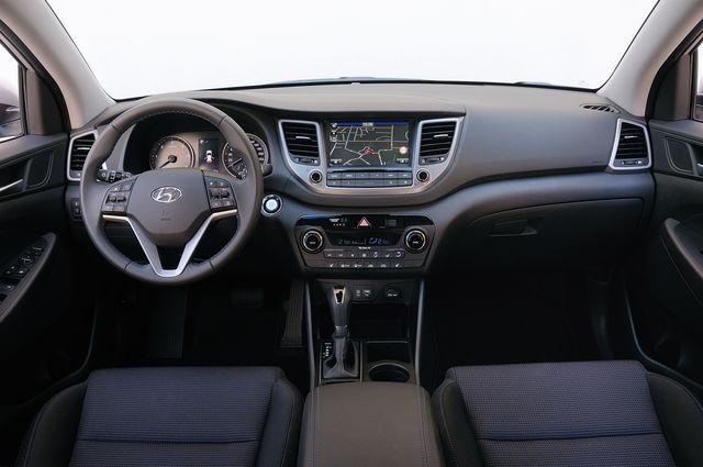 Hyundai Tucson 17 CRDI Xpossible