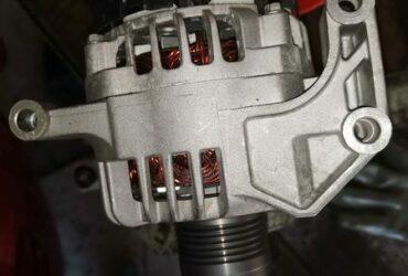 Alternatore e motorino